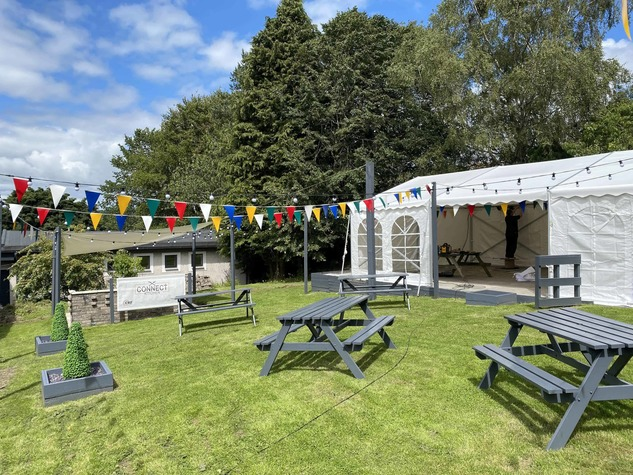 Menzieshill Outdoor Community Event Space